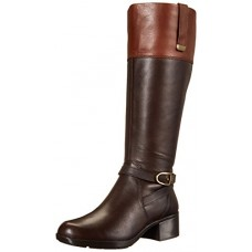 Bandolino Women's Baya Wide-Calf Riding Boot