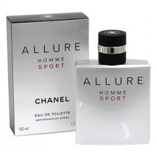 C H A N E L ALLURE HOMME SPORT EDT Spray 50 ml, 1.7 OZ.