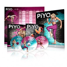 Chalene Johnson's PiYo Base Kit - DVD Workout with Exercise Videos + Fitness Tools and Nutrition Guide  (Free Shipping)