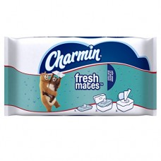 Charmin Freshmates Flushable Wipes, 40 Count (Pack of 12)