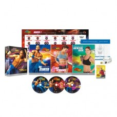 Hip Hop Abs DVD Workout  (Free Shipping)