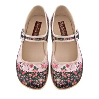 Hot Chocolate Design Chocolaticas Pandora Women's Mary Jane Flat