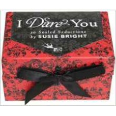 I Dare You: 30 Sealed Seductions   ( FREE AND FAST SHIPPING)