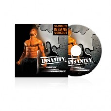 INSANITY Fast and Furious DVD Workout  (Free Shipping)