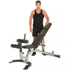 IRONMAN Triathlon X-Class Light Commercial Utility Weight Bench, 1500 lb  (Free Shipping)