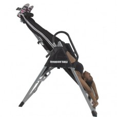 Inversion Table Pro Deluxe Fitness Chiropractic Table Exercise Back Reflexology  (Free Shipping)