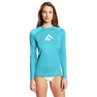 Kanu Surf Women's Keri Long-Sleeve UPF 50+ Rashguard