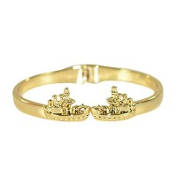 Kate Spade 'Rock the Boat' Open Bangle Bracelet
