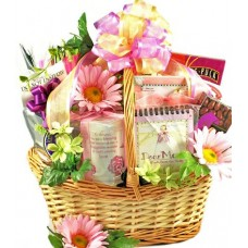 Mom, You Are a Blessing - Christian Mothers Day Gift Basket