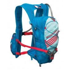 Nathan Zeal 2-Liter Hydration Vest, Light Blue/Danube Blue, One Size