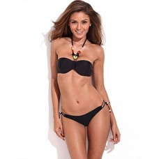 RELLECIGA Juniors Jungle Jewel Push Up Bandeau Bikini Set---Free Shipping (Easy free Returns)