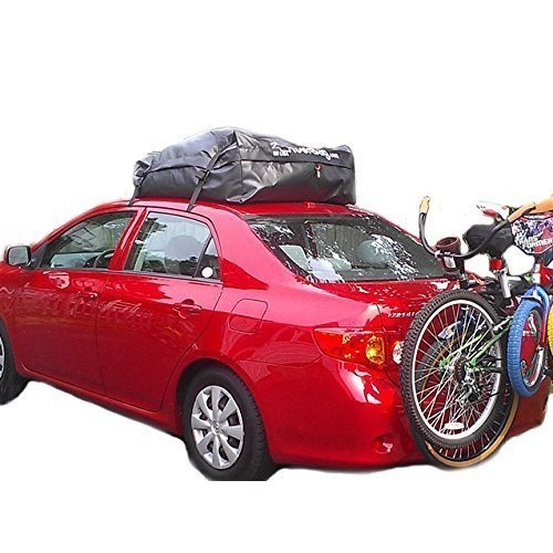 RoofBag Cross Country 100% Waterproof Soft Car Top Carrier For Any Car Van  Or SUV   Made ...