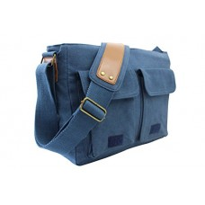 Skorch Slim Canvas Messenger Bags and Shoulder Bags for Men and Women - Ideal for Work, College, School and Commuting.---FREE SHIPPING  FREE EASY  RETURNS