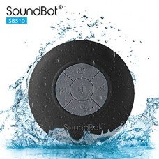 HD Water Resistant Bluetooth Shower Speaker