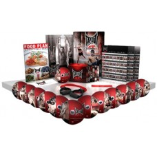 TapouT XT TV Special XT and Leg Bands/Diet Plan/Workout Chart 1 12 DVDs and 1 Bonus DVD ( Free Shipping)